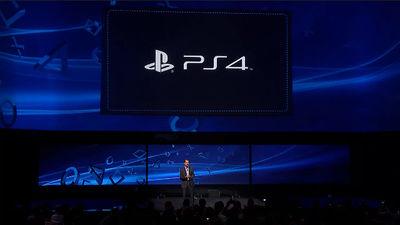 PS4、発売日